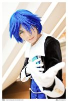 Project Diva 2nd: Kaito 1 by wildquaker