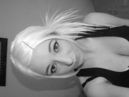 me with a blonde wig lol by weesexylisaxxx
