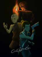 Avatar Boys by GoEnzoGo
