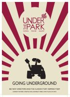 Under the Park Cinema Poster 3 by Gryffin-Tattoo