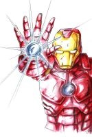 Iron Man by JayJayRey