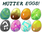 Egg Adoptables [OPEN] by Chocodopts