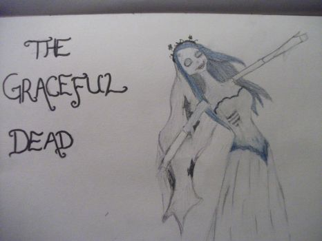 the Graceful dead by little-patchy-pirate