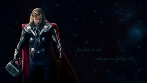 Thor wp by ViraMors