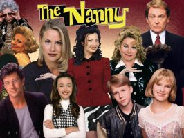 The Nanny Wallpaper by Vlossy