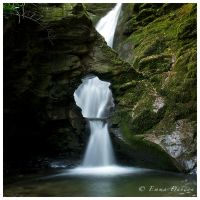 Return to St Nectan's Kieve by Shutterflutter