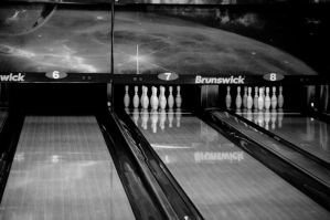 Bowling Alley by canyonlord