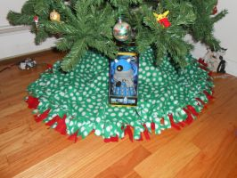 No Sew Tree Skirt by VanillaAcolytes