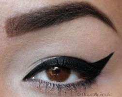 Thick Eyeliner by NaturallyErratic