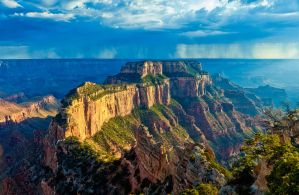 Grand Canyon from the Angel's view by vnt87