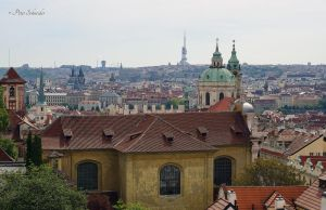 Ower the rooftops(Prag). by Phototubby