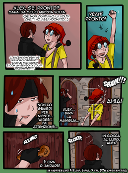 Capitolo 06 Pagina 3 An Another Life 1-2 by CyndaBytes