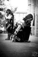 Assassins Creed 2 - Ezio Duo by LiquidCocaine-Photos