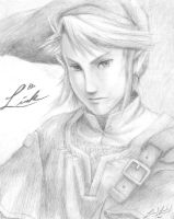 Link Sketch by friedChicken365