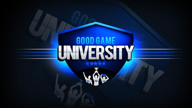 Good Game University Background by SamHexo
