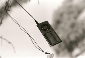Hanging The Music By a Thread by MeowPic