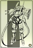 DW IV Mecha update by Hideyoshi