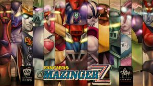 MAZINGER Z_Wallpaper by FranciscoETCHART