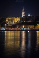 St. Michael's Cathedral, Belgrade, Serbia. by aleexdee