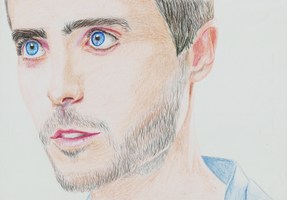 Jared Leto. by TeamTrueJB
