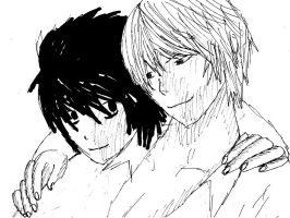 Light x L- Best Friend by Tears4Lawliet
