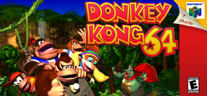 Donkey Kong 64 Steam Grid View by TheWolfGalaxy