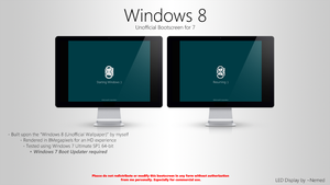 Windows 8 Unofficial Boot for 7 by LordReserei