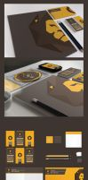 Techlion Corporate Branding Project by Lemongraphic
