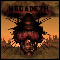 Megadeth machine-contest work by fantasticvolk
