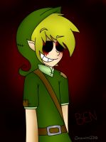 Ben Drowned by jazmini27