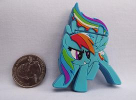 8GB RBD Flash Drive (Size) by PonyPlush