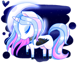Minuit Licorne by PuppiesLove