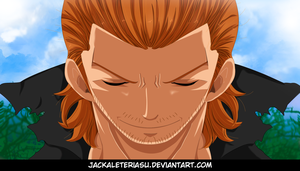 Fairy Tail 417 Gildartz by JackalEteriasu