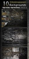 Distressed Grunge Texture Pack by WokDesign