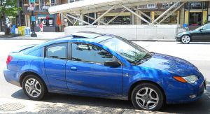 Saturn Ion by Urceola