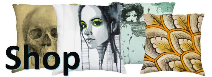 Pillow Shop by coppice