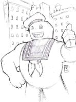 Stay Puft by Slicka