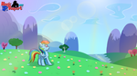 Rainbow Dash Day Contribution! by RupertBlueFox