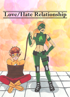 Love Hate Relationship cp by Fireflowermaiden