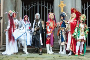 Trinity Blood Group by MarcoFiorilli