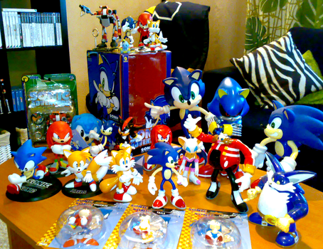 Updated figure collection by SonicPro