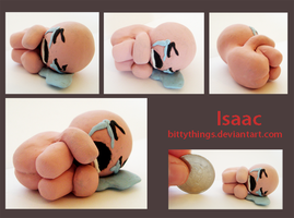 Isaac - GIFT by Bittythings