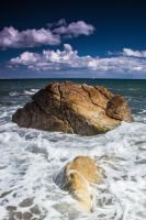 Killiney stones by Wanowicz
