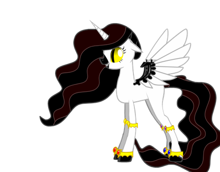 Well GLaDOS pony. Real le discription. by pokemonportalinvader