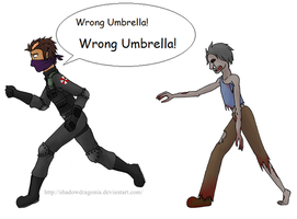 Umbrella Rythian by ShadowDragonia