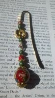 Asia Rose Bookmark by Spritzykins