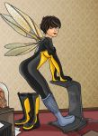 Wasp wedgie by RWedgie