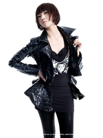 Minzy (2NE1) PNG [Render] by GAJMEditions
