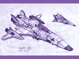 SXT-55 by TheXHS