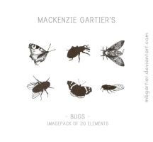 Bugs' Imagepack. by MBGartier